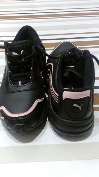 Zapatillas Puma talla38 chica/mujer