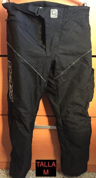 Pantalon Para Moto De Cordura HEBO