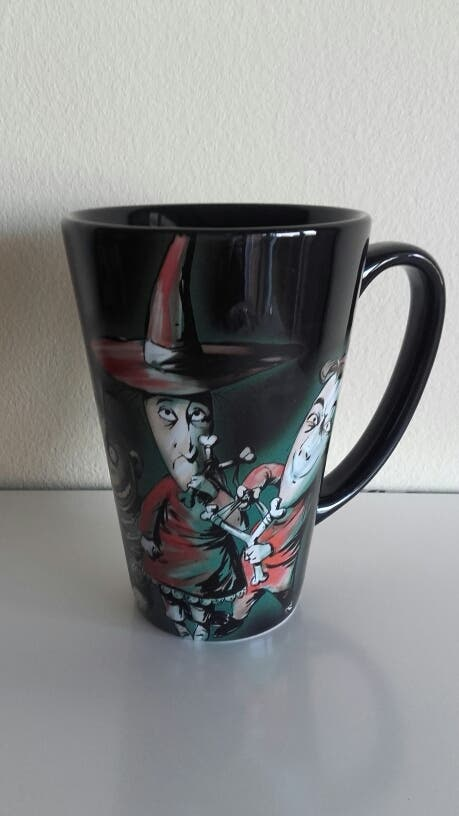 Taza Disney Nightmare Before Christmas