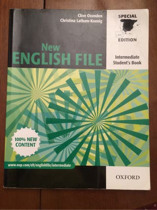 New english life intermediate