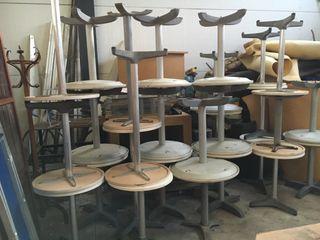 mesas catering altas y bajas