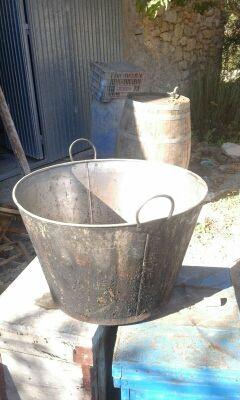 Caldera de 100 litros