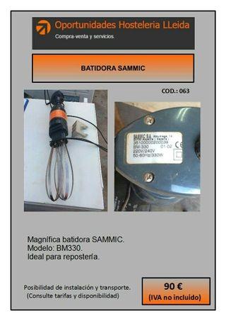 BATIDORA SAMMIC