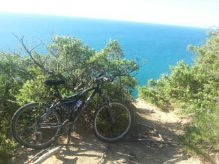 Bicicleta bh expert mtb