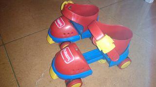 Playskool patines infantiles. La Cuesta