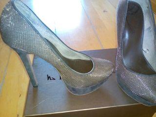 Tacón /tacones/zapatos