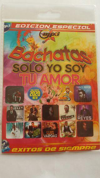 BACHATAS EN MP3 LOS MEJORES EXITOS