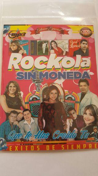 MÚSICAS ROCKOLERAS EN MP3 LOS MEJORES EXITOS