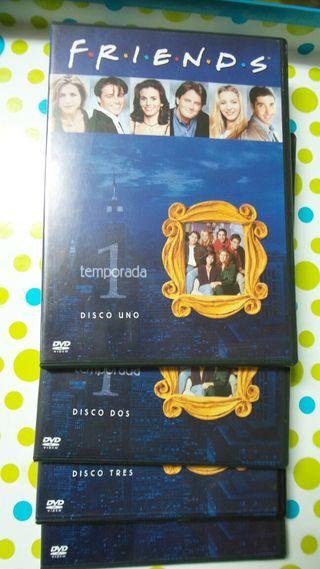 Friends temporada 1