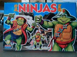 Juego tortugas ninjas