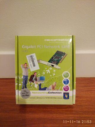 Gigabit PCI Network card
