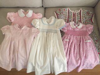 Lote Vestidos Niña