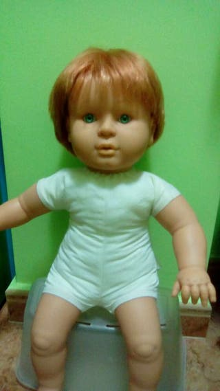 Muñeco Baby Feber original de los años 80.