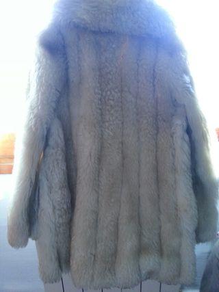 Abrigo piel original