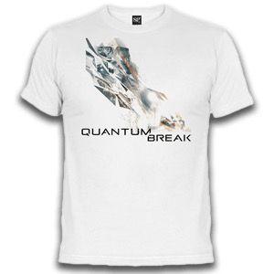 Camiseta Quantum Break Nueva Talla M