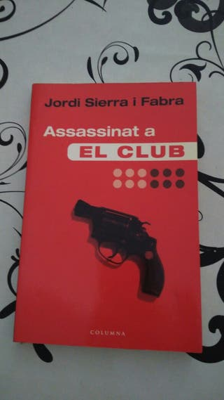 "Llibre Assassinat a ""el club"""
