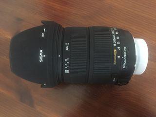 Objetivo Sigma 18-200 DC HSM Nikon