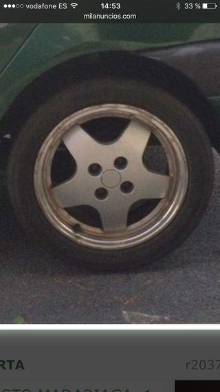 """Llantas de Renault 15"""""""