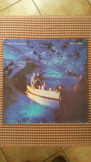 """Echo & The Bunnymen """" Ocean Rain """" Lp"""
