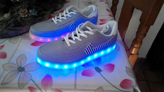 zapatillas nike luces