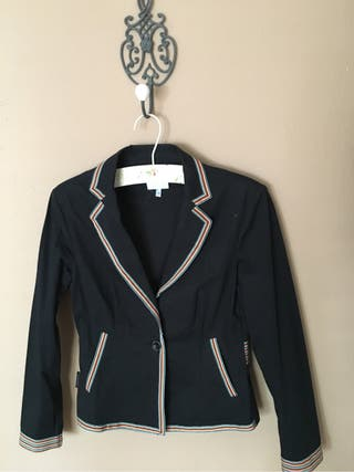 Americana MOSCHINO original mujer T.40 chaqueta