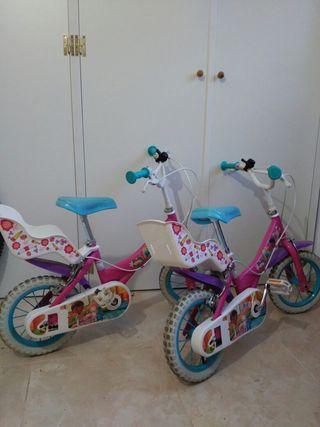 Bicicletas niñas