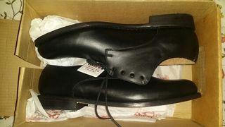 Zapatos militares 46