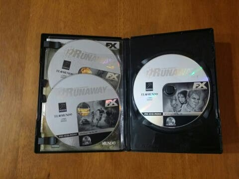 Runaway - A Road Adventure para PC