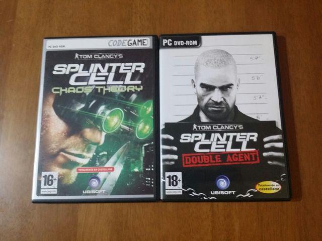 Splinter Cell para PC