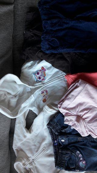 Ropa niña 18 meses y pijamas