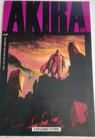 Akira numero 26 inglés
