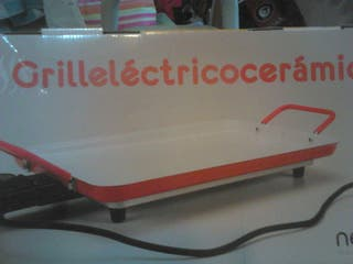 Gril. Electrico.