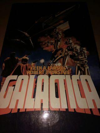 Libro de la pelicula galactica