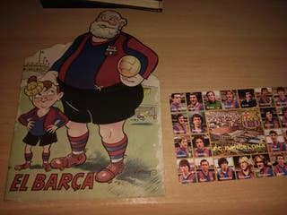 Libro infantil historia Barça