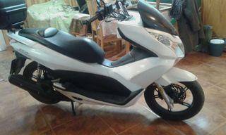 Honda scooter 125 mas que nueva