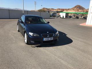 BMW serie3 coupé e92 automático diésel