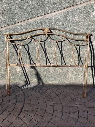 Cabecera bronce