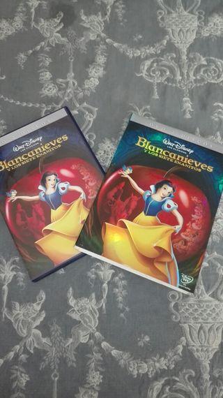 Pelicula de Disney BLANCANIEVES