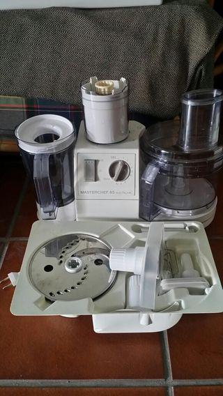Robot cocina Masterchef.65 MOULINEX
