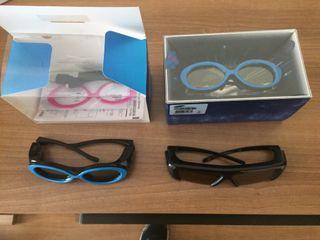 Gafas para tv 3D Samsung