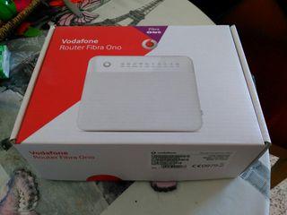 Oportunidad. Router Vodafone Fibra.