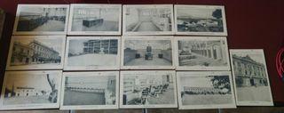 13 Postales antiguas!! sin usar.para coleccionista