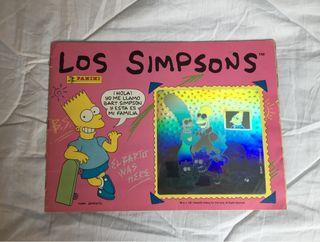 Álbum completo de Los Simpsons (1991)