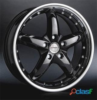 "Llantas Plus Power 303 En 18"" Tornilleria 5/100"
