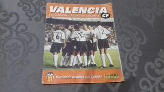 Album cromos Valencia c.f