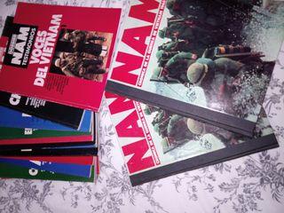 Libros sobre la Guerra del Vietnan