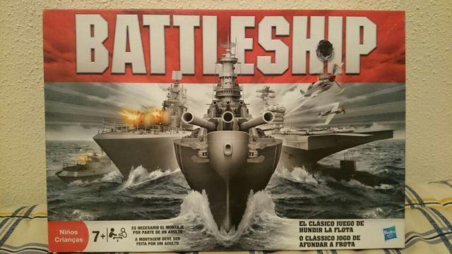 Hundir la flota (juego de mesa)
