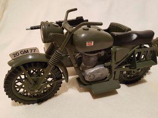 Moto sidecar Geyperman