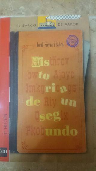 Libro de lectura Historia de un segundo