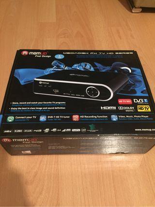 Disco duro Multimedia 1TB